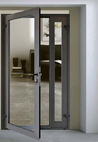 Casement and tilt turn doors products kinglive folding for Exterior door companies